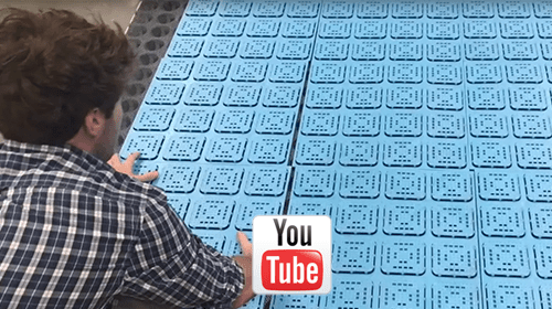 CombiLock surfacing installation video